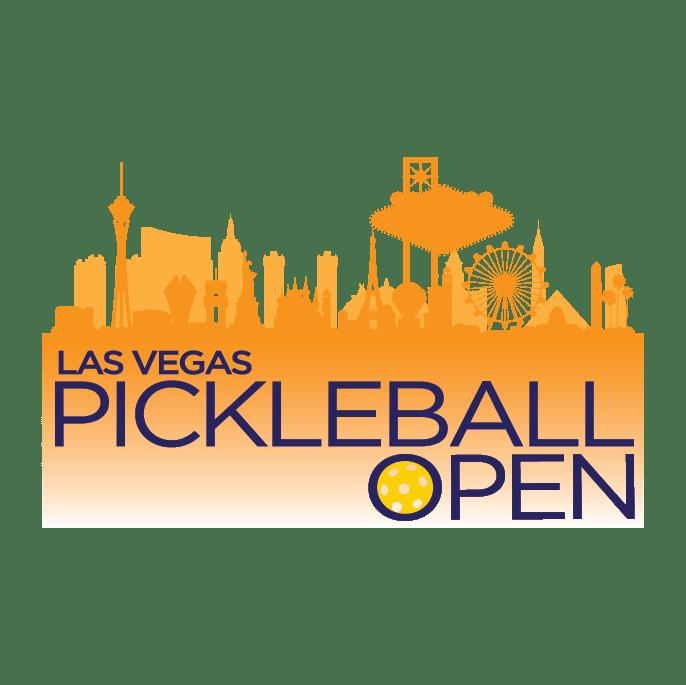 Las Vegas Pickleball Open logo Professional Pickleball Association
