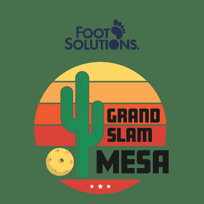 Foot Solutions Grand Slam Mesa Professional Pickleball