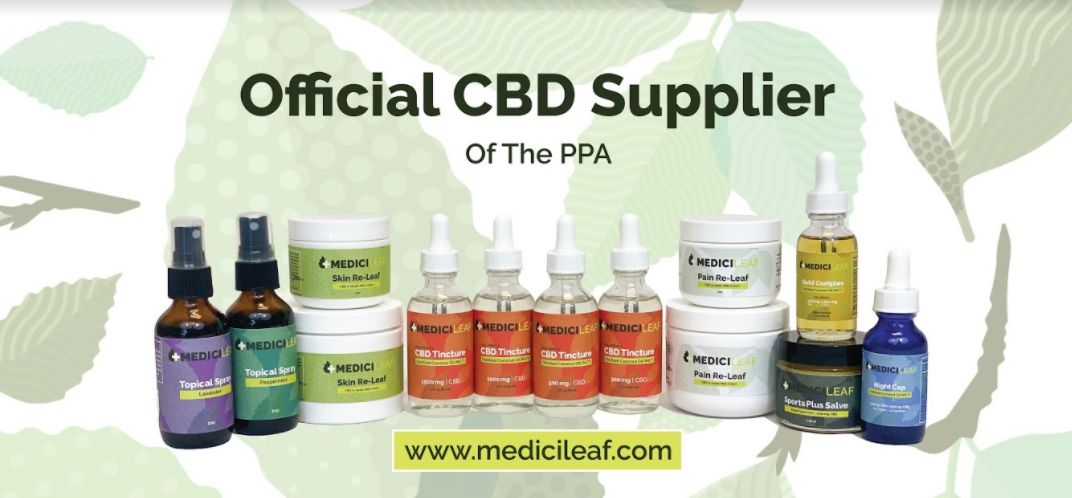 Medicileaf Joins the PPA as the Pro Tour's Official CBD Supplier